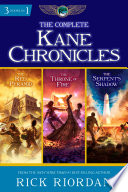 The Complete Kane Chronicles Book