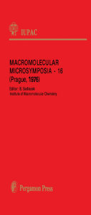 Macromolecular Microsymposium     16