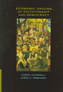 Pdf Economic Origins of Dictatorship and Democracy