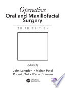 Operative Oral and Maxillofacial Surgery