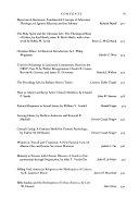 The Princeton Seminary Bulletin Book