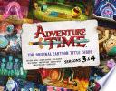 Adventure Time: The Original Cartoon Title Cards