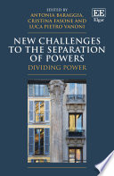 New Challenges to the Separation of Powers Book