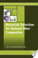 Materials Selection for Natural Fiber Composites Book