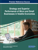 Strategy and Superior Performance of Micro and Small Businesses in Volatile Economies [Pdf/ePub] eBook