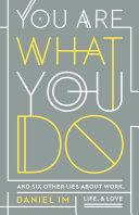 You Are What You Do Pdf/ePub eBook