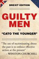 Guilty Men Pdf/ePub eBook