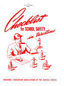 Checklist of School Safety During Wartime