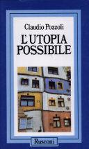 L'utopia possibile