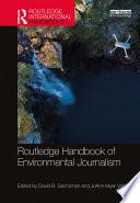 Routledge Handbook of Environmental Journalism Book