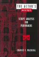 The Actor s Script