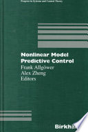 Nonlinear Model Predictive Control Book