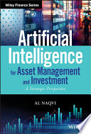 Artificial Intelligence for Asset Management and Investment Book