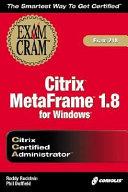 Citrix CCA Metaframe 1 8 for Windows