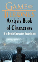 Game of Thrones Analysis