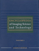Encyclopedia Of Imaging Science And Technology 2 Volume Set