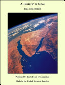 A History of Sinai Pdf/ePub eBook