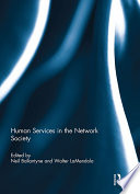 Human Services In The Network Society Book PDF