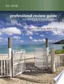 Professional Review Guide for CCS-P Exam, 2014 Edition
