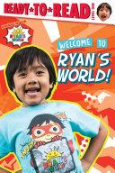 Welcome to Ryan's World! Pdf/ePub eBook