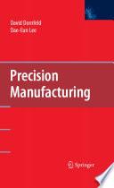 Precision Manufacturing Book PDF