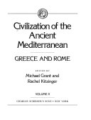 Civilization of the Ancient Mediterranean Book PDF
