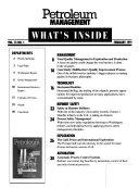 Petroleum Management Book