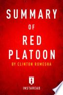 Red Platoon Book