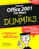 Microsoft Office 2001 for Macs For Dummies