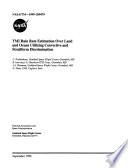 Tmi Rain Rate Estimation Over Land And Ocean Utilizing Convective And Stratiform Discrimination