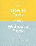 How to Cook Without a Book, Completely Updated and Revised Book