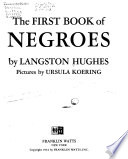 The First Book of Negroes