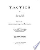 Tactics Introduction And Formal Tactics Of Infantry Book PDF