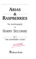 The Autobiography of Harry Secombe  1951 1996