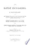 The Baptist Encyclop Dia