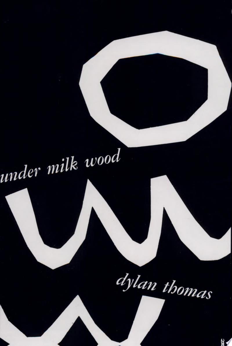 Under Milk Wood banner backdrop