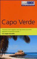 Copertina Libro Capo Verde. Con mappa