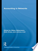 Accounting in Networks