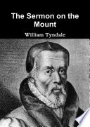 The Sermon on the Mount Book