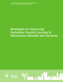 Strategies for Improving Homeless People's Access to Mainstream Benefits and Services Pdf/ePub eBook