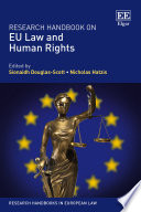 Research Handbook on EU Law and Human Rights Book