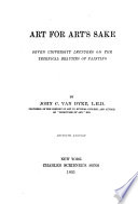 Art for Art s Sake