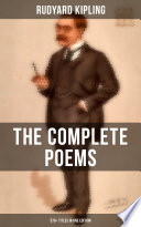 The Complete Poems of Rudyard Kipling     570  Titles in One Edition