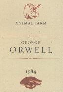 Animal Farm and 1984 image