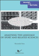 Analysing the Language of Sport and Related Sciences