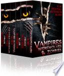 Vampires  Werewolves  and Zombies  Tales of Dark Fantasy  Paranormal Romance  Urban Fantasy   Horror