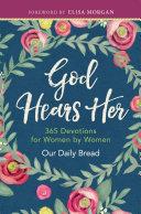 God Hears Her Book
