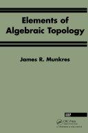 Elements Of Algebraic Topology