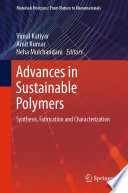 Advances in Sustainable Polymers