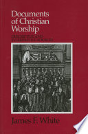 Documents of Christian Worship